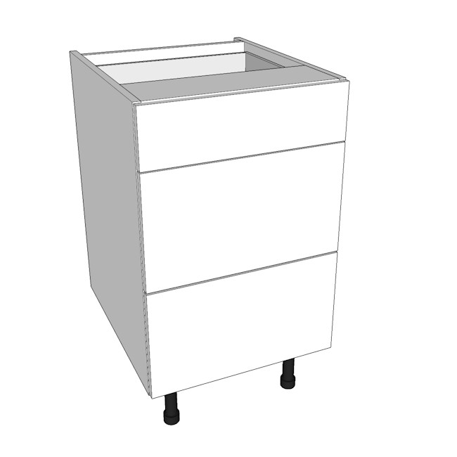 Silver Collection Carcass - Drawer Pack