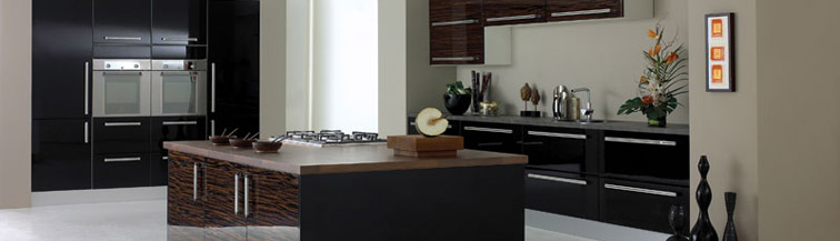 Concept Design - Black Macasser & Ebony